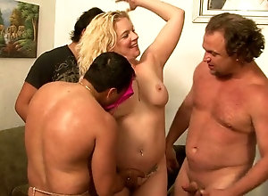 Above told mature wife foursome are