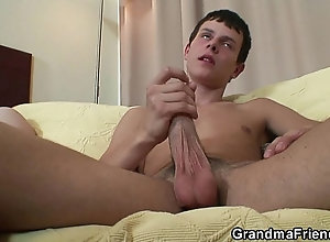 Porno matures and granny