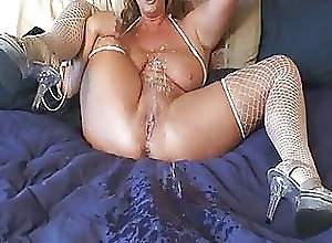 Mature lingerie porn tube