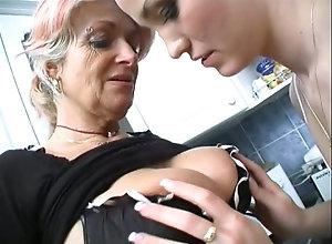 Matures girls in nylon gallery porn